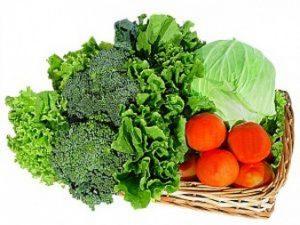 groente-mandje